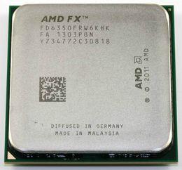 Socket am2 desktop online-AMD FX 6350 Six Core 3.9GHz Desktop PC Socket AM3 + CPU Processor