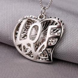 Wholesale Men S 925 Necklace - Hot creative new sliding 925 silver Love pendants starry night, man & woman elegant luxury fashion accessories Valentine 's Gift