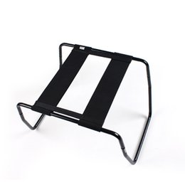 Wholesale Love Chair Elastic - Delight Sex Toys Stainless Steel & TPU Polymer Elastic Bands Sex Chair Trampoline Sex Furniture Women Men Adult Love Sex Products for Couple