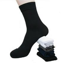 Wholesale Thin Socks For Men - Wholesale-sock new 2015 hot Mens Socks Ultra-thin Male Breathable Socks for summer 10 pairs lot one lot same color,Male bamboo fiber socks