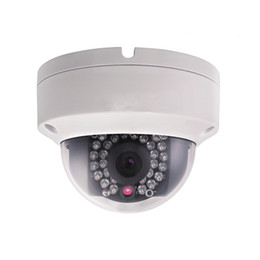 Wholesale Pure Security - Hik 4mp WDR DS-2CD2142FWD-IS,POE Audio 4Mp CCTV camera Fixed IR Dome,3DNR IP66, security camera,Pure English version supported hikvsion nvr