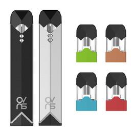 Wholesale Pen Pod - Original Saber Vaporizer E Cigarette Starter Kits 400mAh Device With 2 Pods 3 LED Lights Indicator Portable Vape Pen Kits