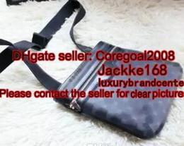Wholesale Designer Purses Satchel - shoulder bag mens MESSENGER bag designer Cross Body Satchel women handbag small pouch black PLAID purse M40044 N51111 26cm