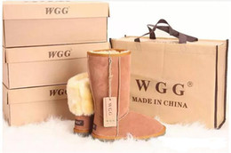 Wholesale Womens Size 13 Heels - FREE SHIPPING High Quality WGG Women's Classic tall Bootss Womens boots Snow boots Winter boots leather boot US SIZE 5---13