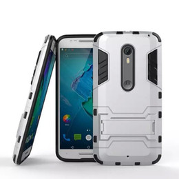 Wholesale asus pro - FOR Asus Zenfone 2 Laser ZE601KL Galaxy A9 A9 PRO ASCENG MATE 8 Hybrid KickStand Anti Shock Defender Armor Case TPU+PC cover 50PCS LOT