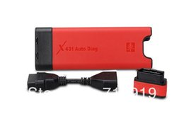 Wholesale X 431 Diag Auto - Wholesale-Hot selling launch x431 idiag IOS or Android multi-language x-431 idiag obd2 full function auto diag scanner on promotion
