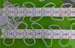 Wholesale 12v Rgb Led Module - For Advertisement Led Modules Waterproof Square Type 4 Leds 5050 SMD RGB Warm Cold White Green Blue Red Backlight For Channel Letters 12V