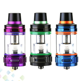 Wholesale E Cigarettes Refills - Authentic Uwell Valyrian Tank 5ml Top Refilling Vape Airflow Control Sub Ohm Atomizer E Cigarette 100% Original DHL Free
