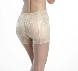 Wholesale Hip Pad Underwear Plus Sizes - Wholesale-brand sexy seamless lace postpartum padded panties butt enhancer hip up woman underwear plus size shaper bum pads S-2XL
