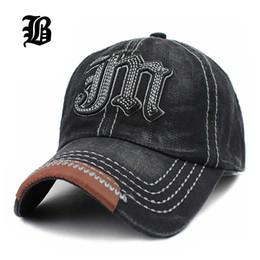 Wholesale Cappello Hip Hop - [FLB] 2016 Man Woman JM Baseball Cap Bone Baseball Hats Caps Hip Hop Casual Fitted Snapback Hat Gorras Hombre Cappello