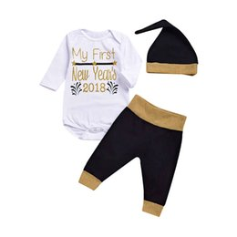 94607489239eb Promotion First Christmas Outfit Baby Boy