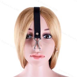 Wholesale Bondage Band - Elastic Band Nose Hook Mouth Hook BDSM Bondage Gear Slave Restraints Sex Products Toys for women