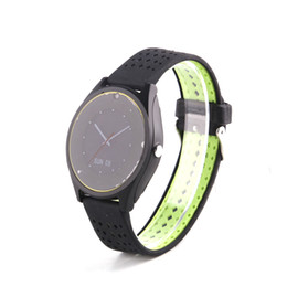 Wholesale Watches Hours Men - Bluetooth Smart Watch V9 DZ09 With Camera Smartwatch Pedometer Health Sport Clock Hours Men Women Smartwatch For Android IOS