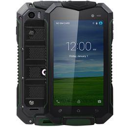 4,5-zoll-bildschirm-handy online-Ursprüngliches Oeina XP7700 Android 5.1 4.5 Zoll 3G Smartphone MTK6580 1.3GHz Viererkabel-Kern Mobile 512MB + 8GB GPS-Staub / stoßfestes Telefon