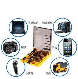 Wholesale Hand Tools Etc - Free shipping Precise Screwdriver Set, Repair Disassemble Hand Tool Set for mobiles,notebook,watches etc i