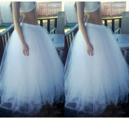 Wholesale Lace Petticoats - In Stock Cheap Petticoats Free Shipping Make To Order Petticoat Cheap Skirt Ball Gown Petticoat For Party Wedding Formal Event Custom 2015