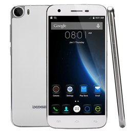 Wholesale Lte Usb - DOOGEE F3 Pro Android 5.1 MTK6753 Octa Core 64 Bit 5.0''FHD 3GB 16GB Dual SIM Smartphone