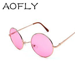 Wholesale Wholesale Shades Round Lens - Wholesale-New Fashion Sunglasses Women Girls Cool UV Protection Lady Nifty Summer Shade Round Style Sun Glasses Eyewear Accessories S1631