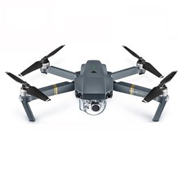 Wholesale Flying Camera Systems - DJI Mavic Pro Fly Folding FPV Drone With 4K HD Camera OcuSync Live View GPS GLONASS System RC Quadcopter