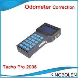 Wholesale Odometer Resetting - 2017 Hot Selling Universal Tacho pro Mileage resetting tool Tacho pro 2008 Odometer change tool One year quality warranty