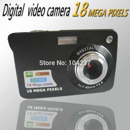 Wholesale Digital Video Camera Lens - 2017 the NEW & HOT video digital camera 8XZOOM 2.7inch TFT srcreen 18 Mega pixels Cheape and good quality free shipping