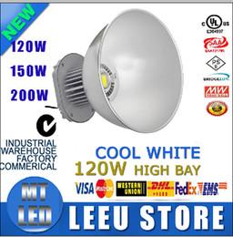 Wholesale led lighting for high bay - High Bay Lighting Light 85-265V Industrial 120w 150w 200w 45 60 120 Degree LED Lights High Bay Lighting 20000LM for Factory Workshop