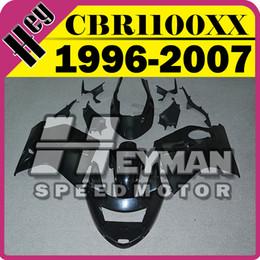 Wholesale Honda Blackbird - In Stock Heymanspeedmotor Unpainted(Unpolished) Fairings Injection Mold For Honda CBR1100XX CBR 1100 XX Blackbird 1996-2007 96-07 H11H00