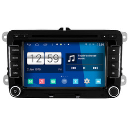 Wholesale Golf Systems - Winca S160 Android 4.4 System Car DVD GPS Headunit Sat Nav for VW Golf 5   6 GTI Plus MK5 MK6 V VI with 3G Video Tape Recorder