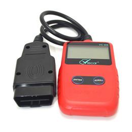 ¡Nueva llegada! VC309 Multi-language OBD2 EOBD Herramienta de Escáner de Diagnóstico Del Coche Automotive Code Reader Detector de Automóvil CDT_00B desde fabricantes