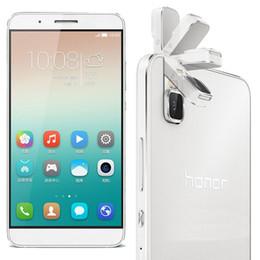 смартфон dhl shipping android Скидка Оригинальный Huawei Honor 7i MSM8939 Octa Core 64BIT 5.2 Inch 1080P FHP 3G RAM 32G ROM Android5.1 13.0 Мп 4G LTE смартфоны