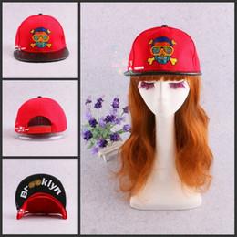 Wholesale Ny Flat Brim Caps - Wholesale-2015 Letter Embroidered Design Flat-brim Hiphop Cap Cotton Italic NY Snapback Hats for Men Women Basebal Cap for Adult Goldtop