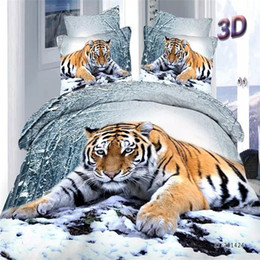 Wholesale Duvet Covers Plum - Wholesale-3d bedding set bed set bedclothes duvet cover set sheet pillowcase queen cover bed line bedding-set plum blossom colchas 3d
