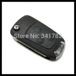 Wholesale Keyless Remote Prices - Free shipping for 3button modified flip folding remote key shell for ford mondeo, key case for ford with best price 0301323 car