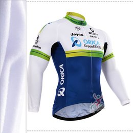 Wholesale Cycling Jersey Customize - Top selling 2015 male Winter Warm thermal fleece Cycling Jerseys Bike Bicycle Clothing pro team Outdoor Sport Cycling Jersey can customize