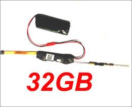 Wholesale dvr board module - 32GB V99 Latest Wireless WIFI Mini Camera Module Board Camcorder IP P2P CCTV Camera HD DVR Mini DV Video Surveillace Security