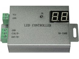 Wholesale Led Sd Card Controller - LED Controller offline controller with SD Card