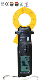 Wholesale Leakage Clamp - MASTECH MS2006B High Sensitivity AC Leakage Clamp Meter AC Current Detector
