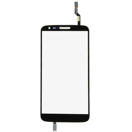 Wholesale Hot Touch Digitizer - Hot Sale LCD Touch Screen Glass Lens Digitizer Replacement Fit For LG G2 D802 Free shipping