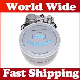 Wholesale Portable Liposuction Cavitation Slimming Machine - Portable weight loss slimming machine Desktop Ultrasonic Liposuction Cavitation equipment