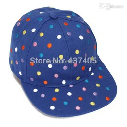 Wholesale Promotional Snapback Hats - Promotional Spring And Summer Baby Infant Boy Girl Cute Adjustable Baseball Cap Kids Snapback Hip-Hop Hats 1-6 Years Sun Hat