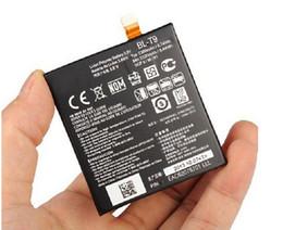 Wholesale Cheap Nexus Wholesale - New Arrival Original Batterij For LG D820 with logo For Google Nexus 5 BL-T9 2300mah Wholesale Cheap Price only US Epaket