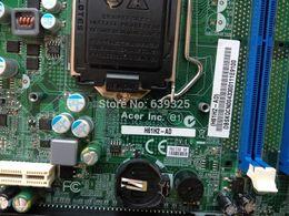 Wholesale Motherboard Ad - Wholesale-For ACER H61H2-AD V:1.0 Desktop Motherboard LGA 1155 DDR3 100% TEST MBVDB07001