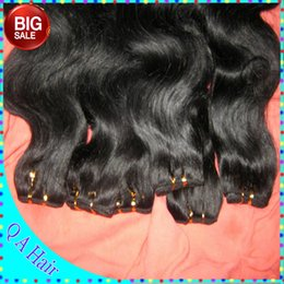 Wholesale Now Body Wave - DHgate Queen's beauty Body Wave 100% Indian human hair wholesale price 5pcs lot weave&wefts no shedding no tangle,on sale now!!