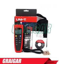 Wholesale industrial hygrometer - Digital Thermo-Hygrometer UNI-T UT331 with USB interface -20 -60 Dew Point Offset Setting Industrial Temperature Tester