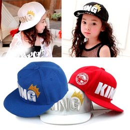 Wholesale White Summer Baby Hat - New Arrivals Hip-Pop Baby Boy Girl Cotton Blend BaseBall Hats Caps Adjustable Sports Snapback Cap PX239 Free Shipping