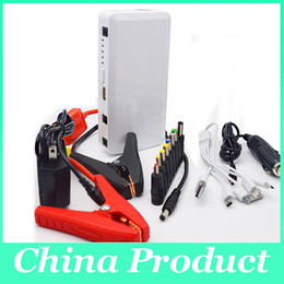 Wholesale X3 Battery - X3 12000mAh Mobile phone Power Bank Rechargeable Battery Multi-Function Car Battery Charger Car Jump Starter 010128