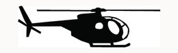 Wholesale Chopper Tail Helicopter - Wholesale Car Stickers Wholesale Helicopter Sticker Cool Fun Flying For Car Window Vinyl Decal Laptop Air Chopper Hot
