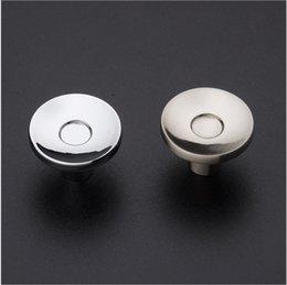 modern round cabinet knobs. modern round vintage door knob pull, for cabinet, kitchen and drawer, simple zinc cabinet knobs s