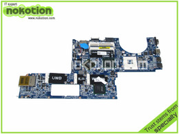 Wholesale 478 Motherboard Sata - Wholesale-Laptop Motherboard for Dell Studio XPS 1640 PP35L ATI HD3670 graphics CN-0P743D DA0RM2MBAH0 Mother Board Mainboard Full Tested