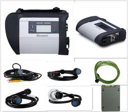 Wholesale Quality Mb Star - High Quality MB STAR C4 SD CONNECT diagnostic tool MB SD C4 Multiplexer support 21 languages mb star c4 SSD Software V2017.12